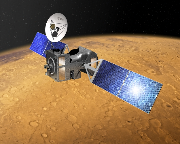 ExoMars trace orbiter will detect for methane gas