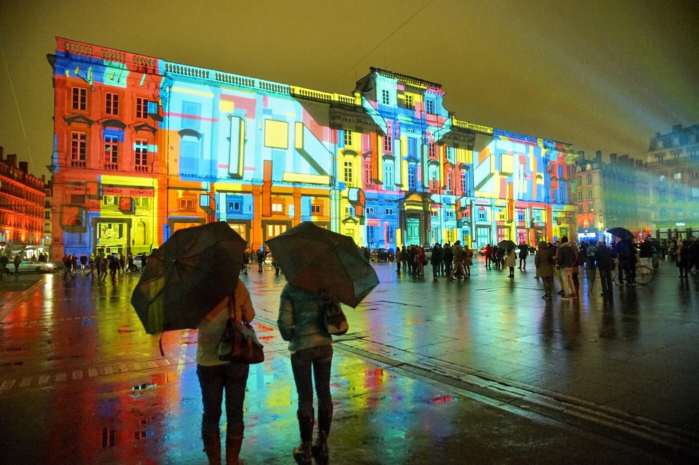 Lyon's Festival of Lights 1