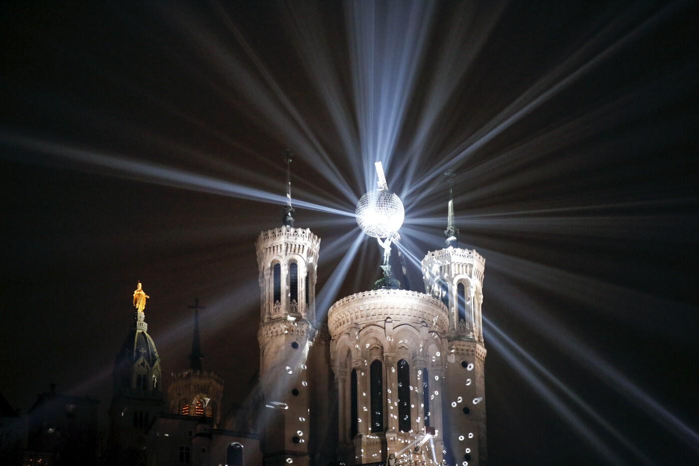 Lyons Festival of Lights 8