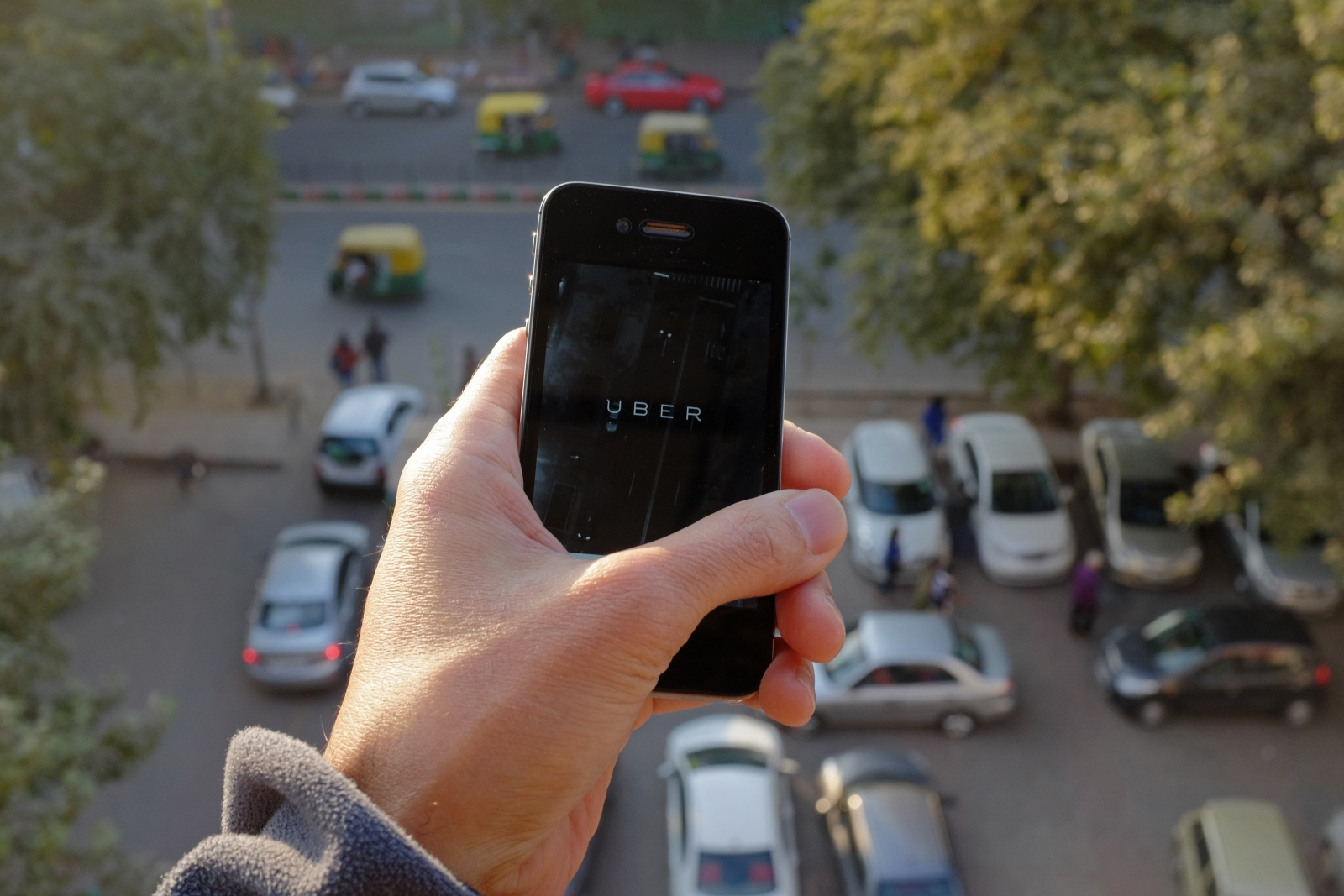 Delhi bans Uber service over alleged rape