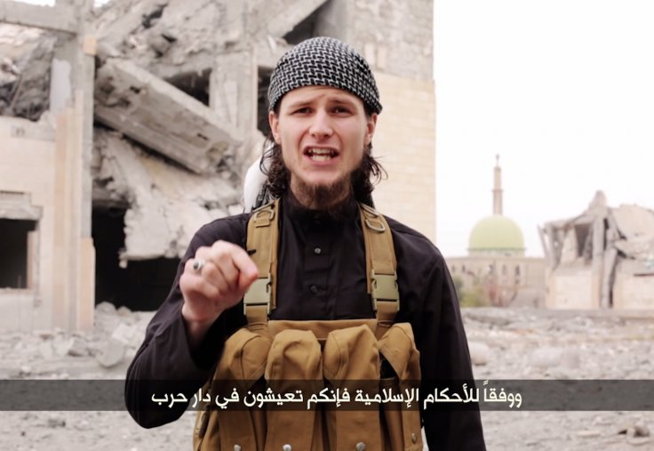 Isis Canadian John Maguire video