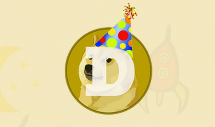 dogecoin birthday