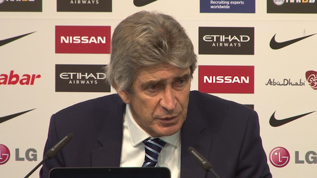 Pellegrini: City is not just Aguero