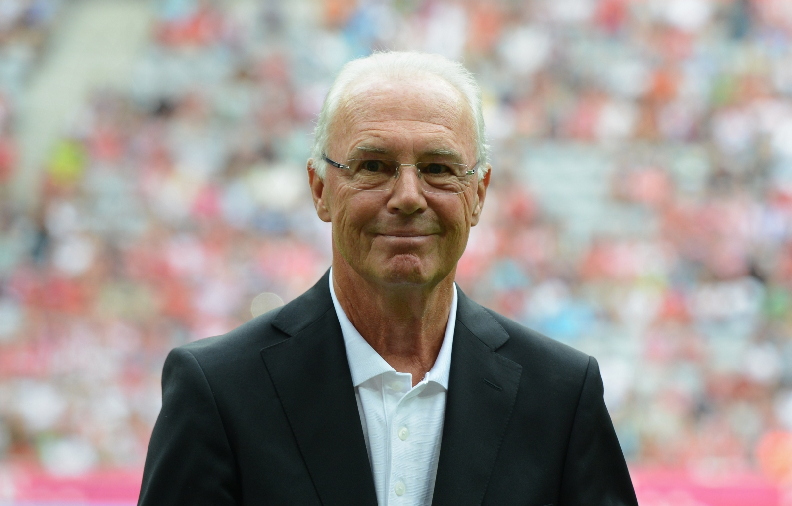 How Long Is A Football Pitch >> Franz Beckenbauer: Drones will replace referees and we need to stop them