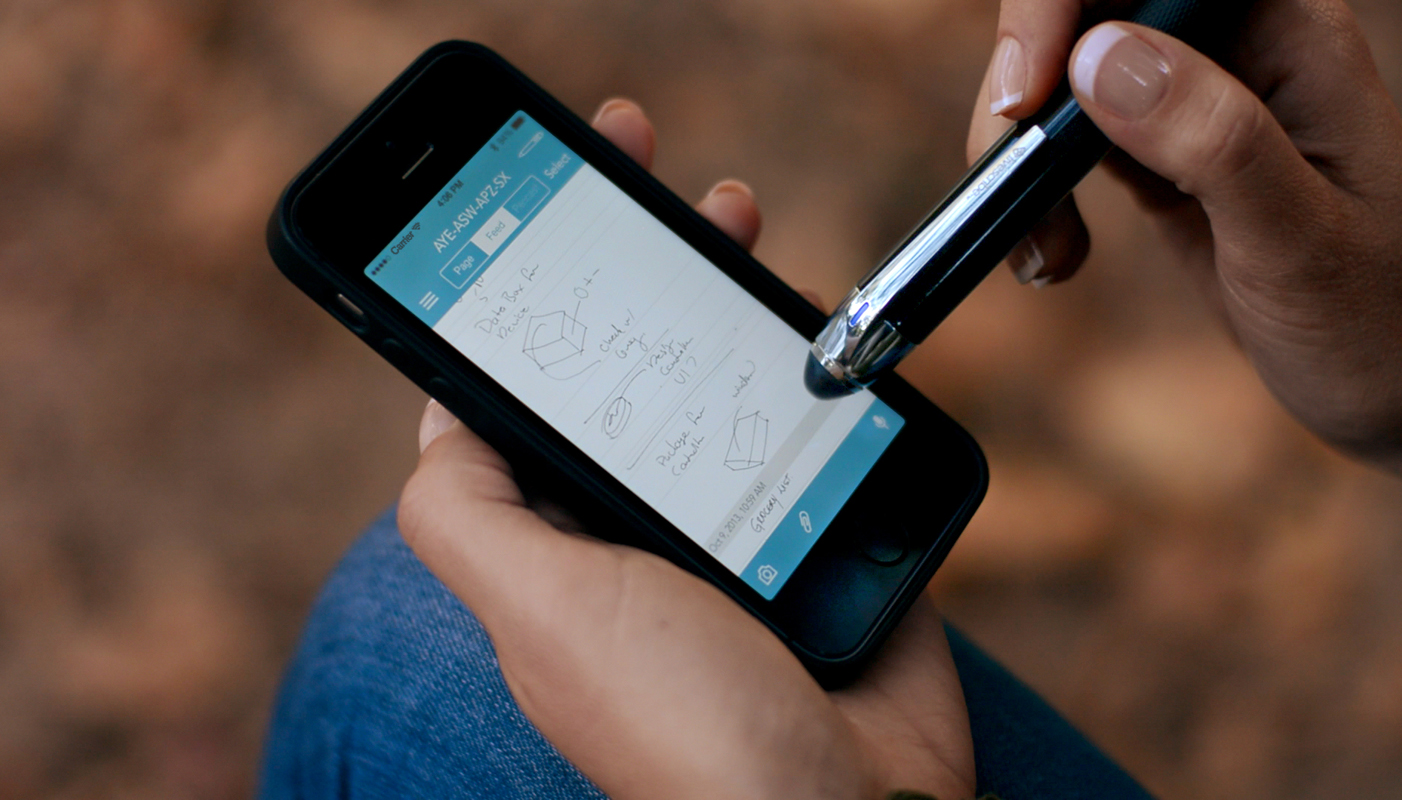 LiveScribe 3 smartpen