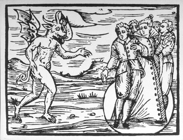 Pact with devil