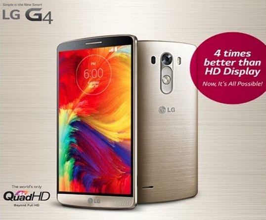 LG G4 flagship smartphone with new stylus and high-end specs rumoured to be launched during Spring 2015
