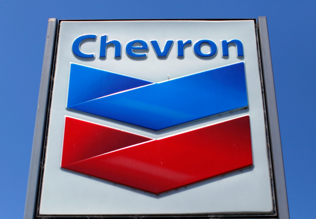 Chevron cancels Canadian drilling project