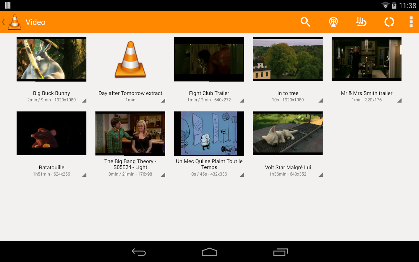 VLC 1 3 2 for Android brings background video play support