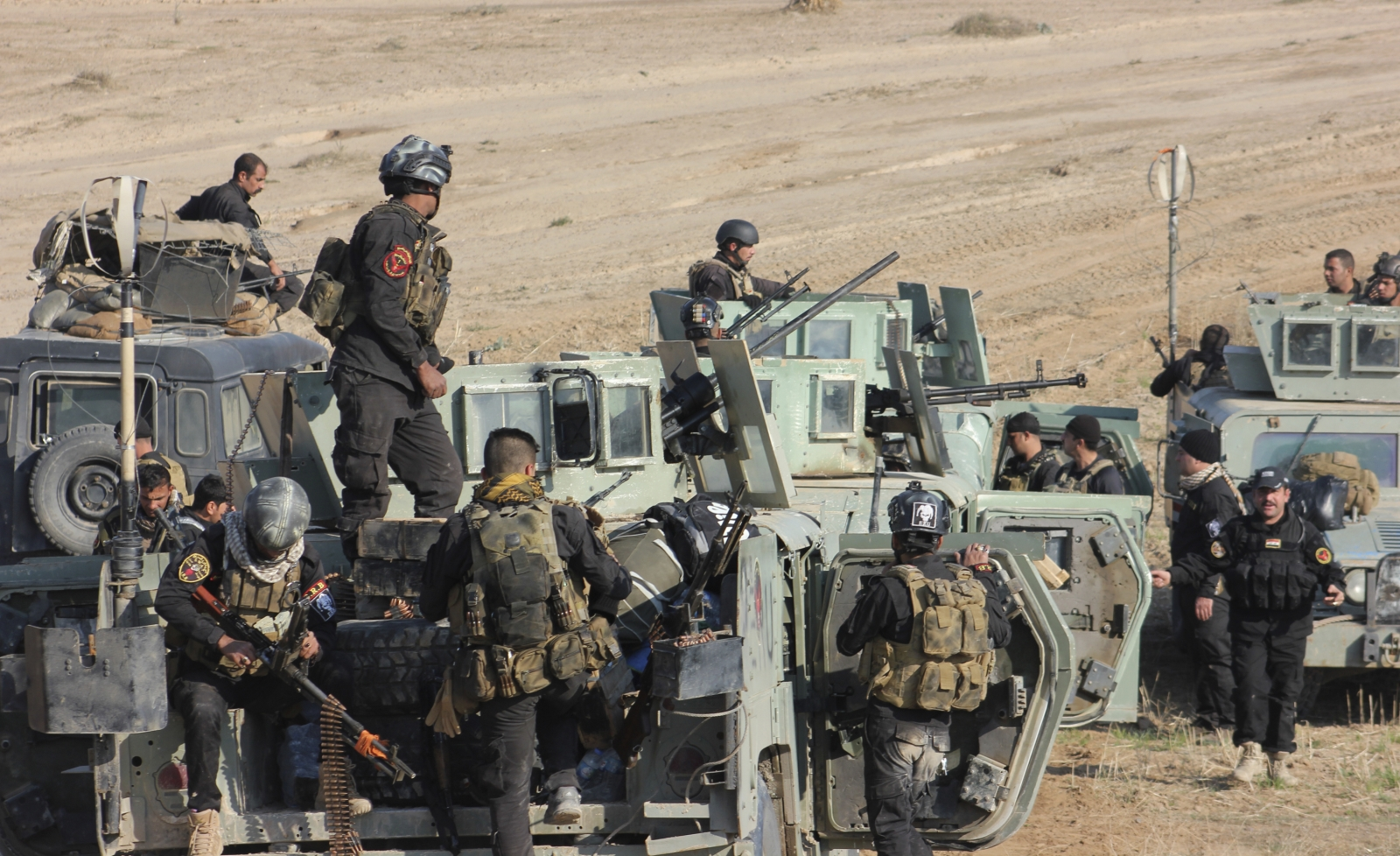 More US-led troops in Iraq to combat Isis