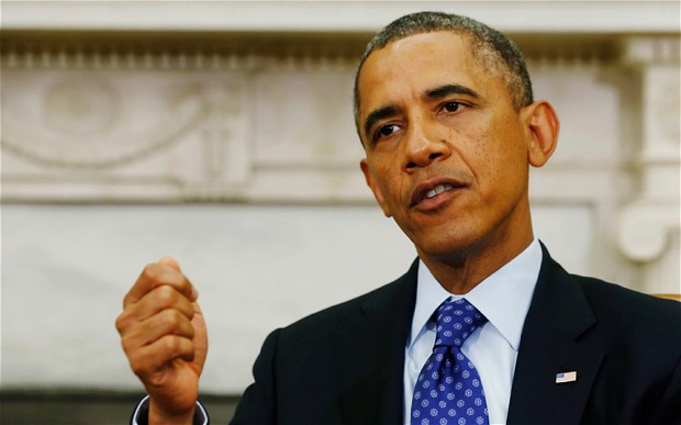 President Obama condemns murder of New York police officers
