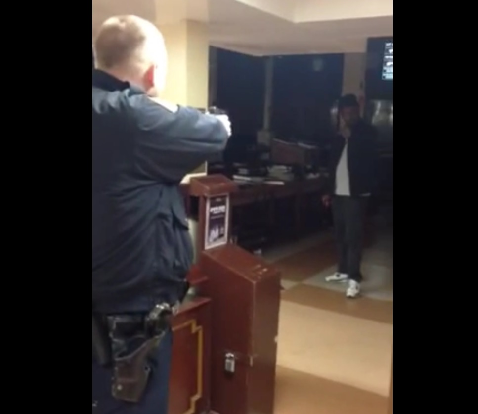 NYC: Jewish student stabbed, black man shot dead by police at Chabad 770 in Brooklyn
