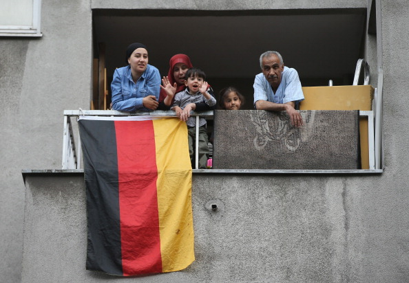 Germany immigration