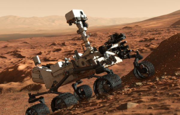 NASA Mars rover finds key evidence for lake at landing site