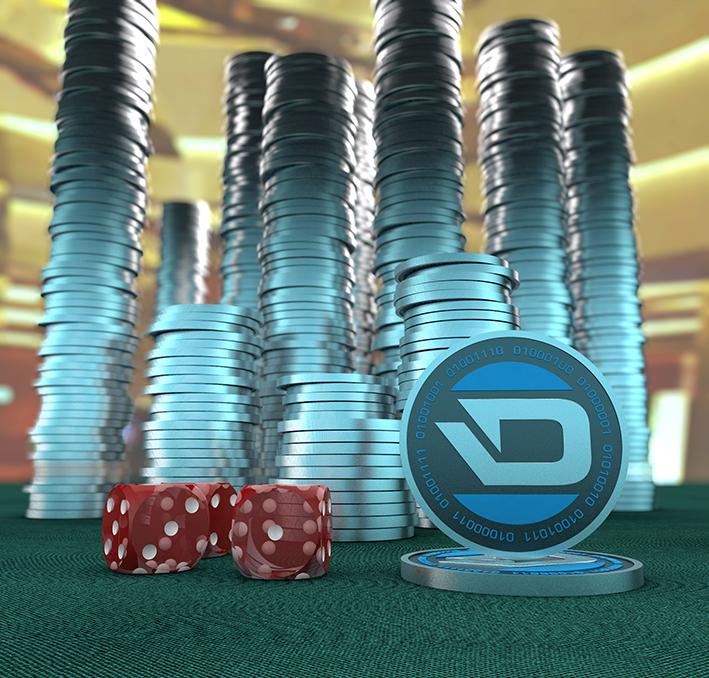 darkcoin online gambling