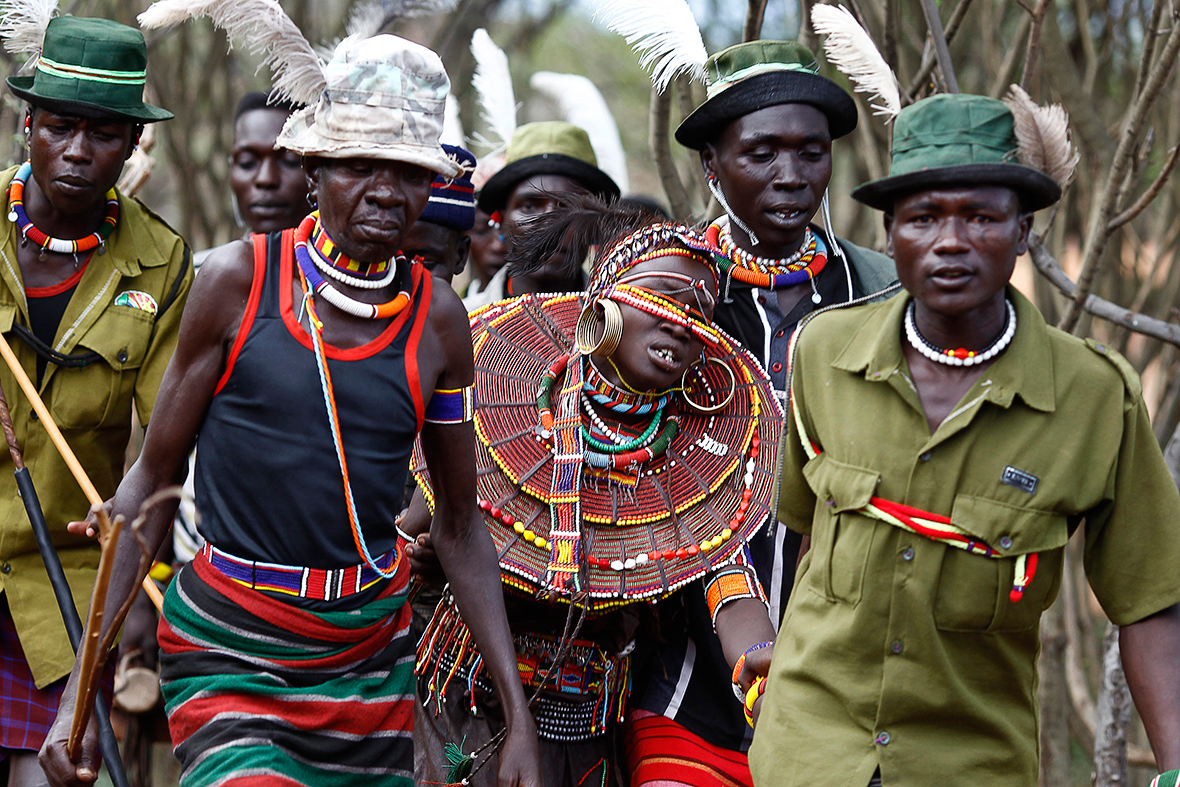 pokot marriage
