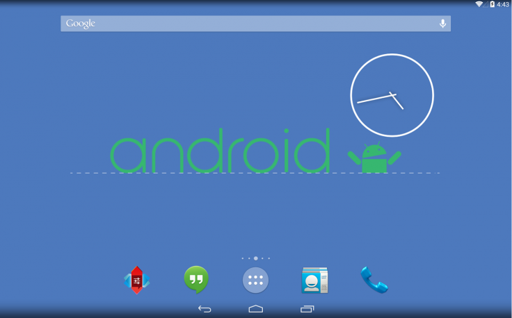 Android 5.0 Lollipop: How to replace default launcher with custom versions