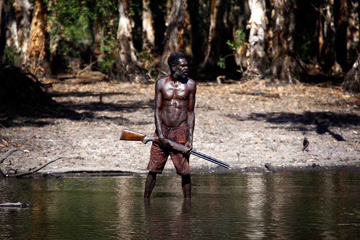 aboriginal crocodile hunters