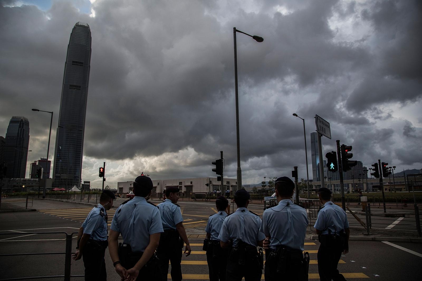 Hong Kong Police murder