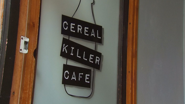 UK's first cereal cafe opens in London