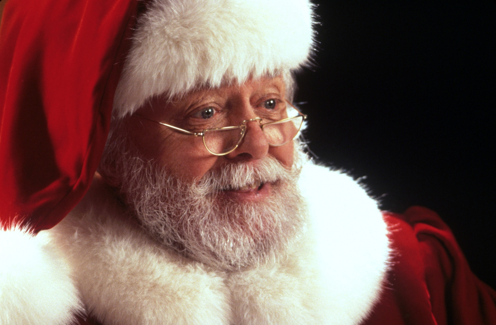 Father Christmas Richard Attenborough