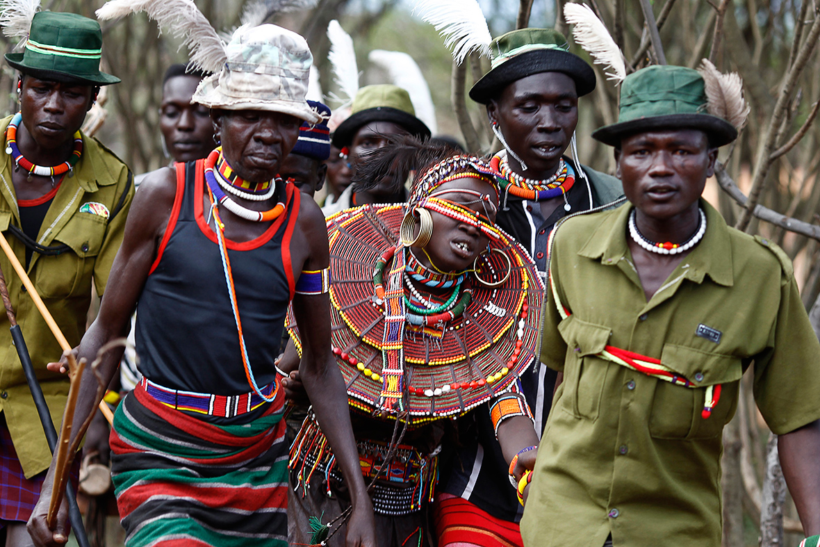 pokot kenya marriage