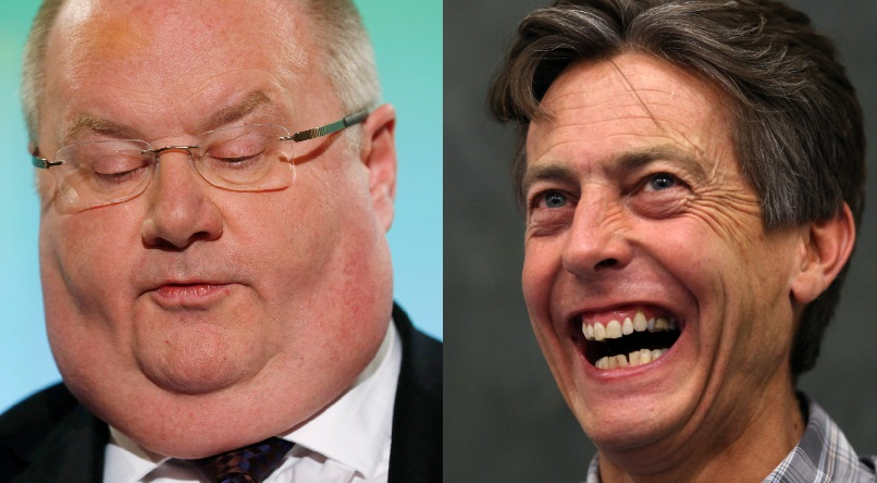Eric Pickles and Ben Bradshaw