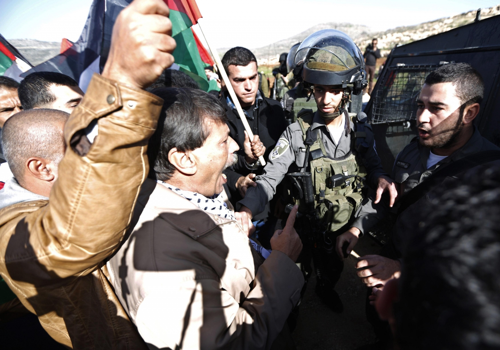 Palestinian minister killed by Israeli forces after West Bank protests