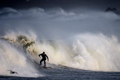 weather bomb northern Ireland