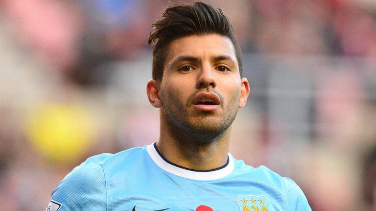 Pellegrini says Aguero could be out for 4-6 weeks