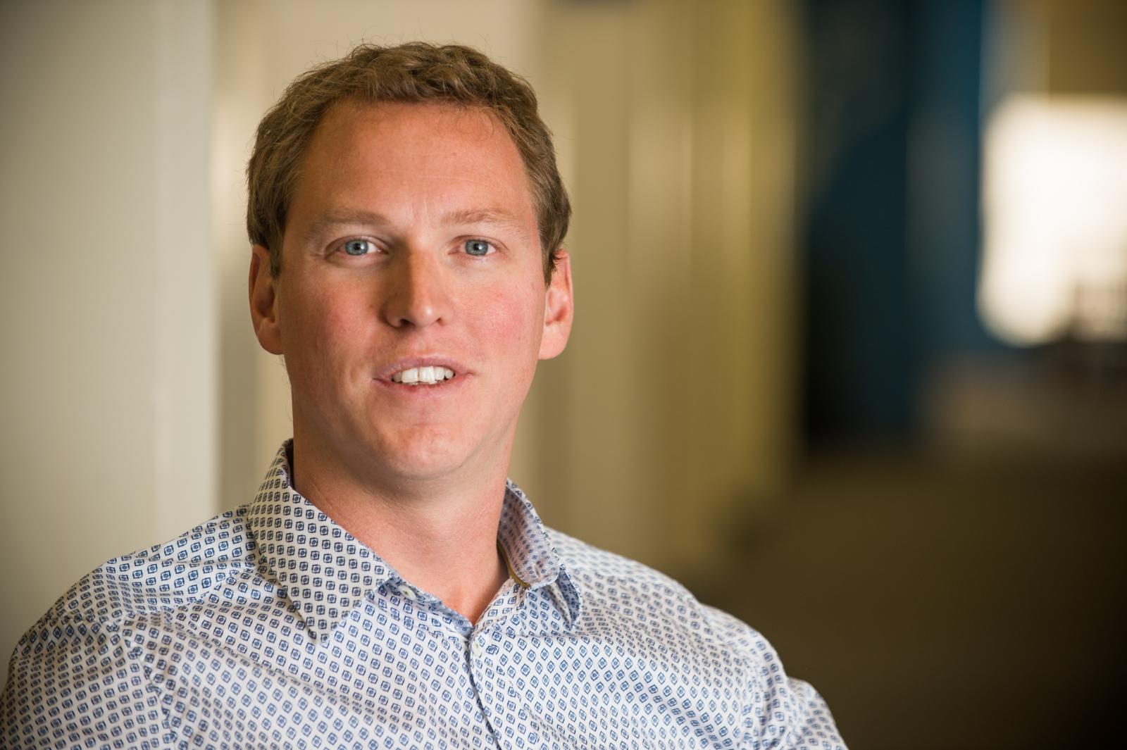 Alastair Mitchell Huddle CEO