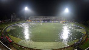 Pallekele International Stadium.