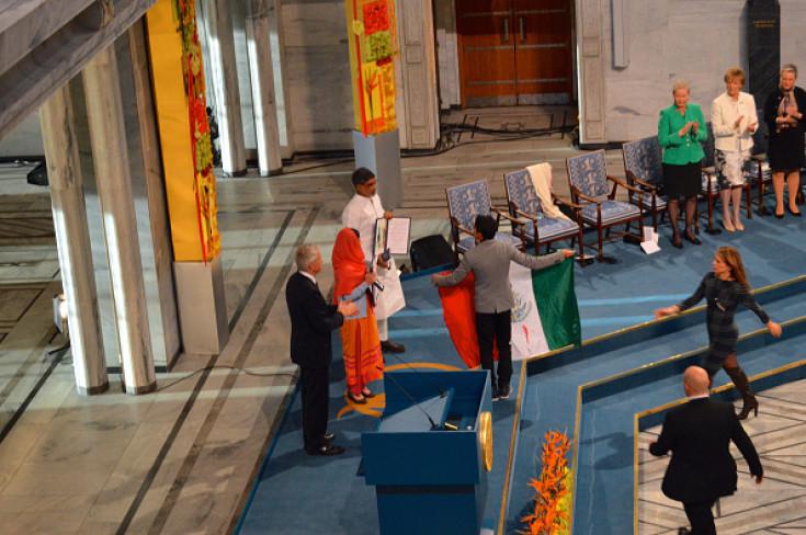 malala nobel peace prize ceremony