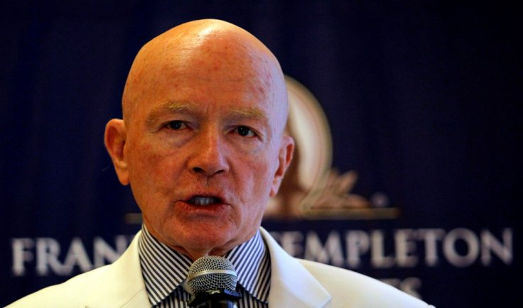 Mark Mobius says China's bull run could last a while