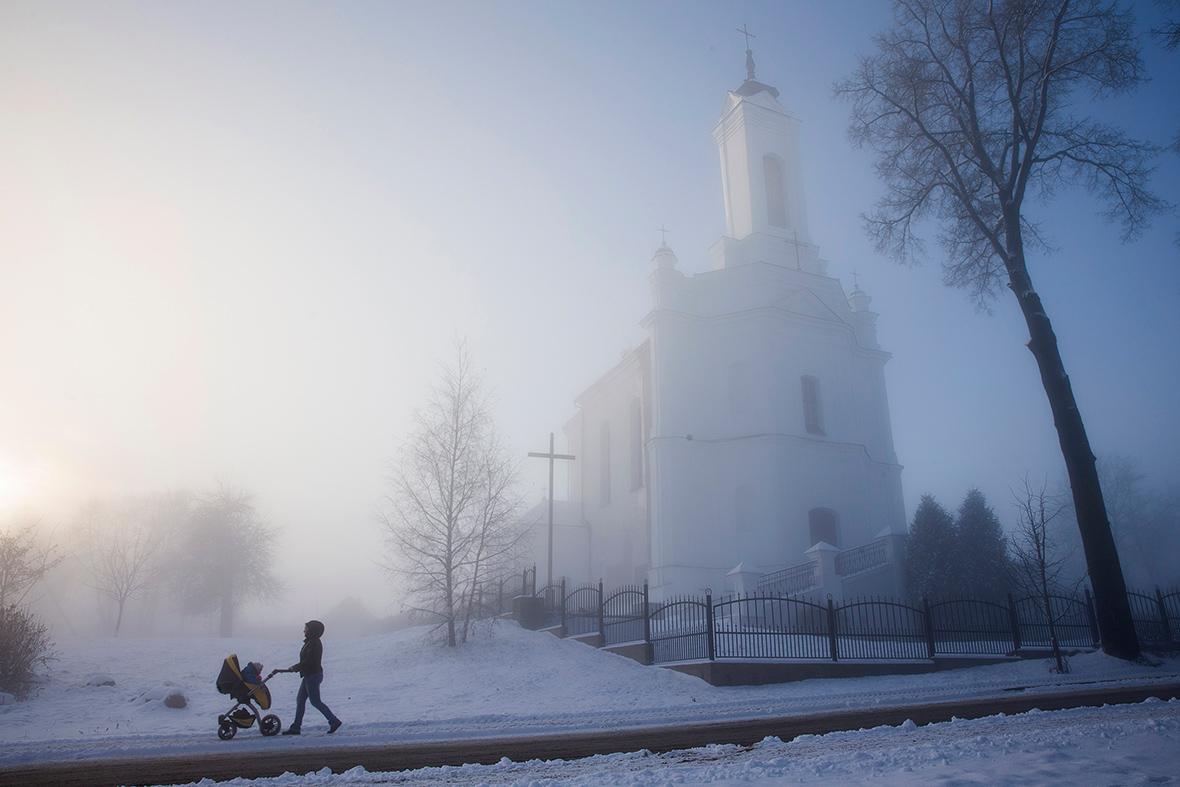 weather belarus