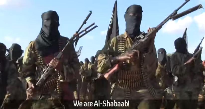 Al-Shabaab training