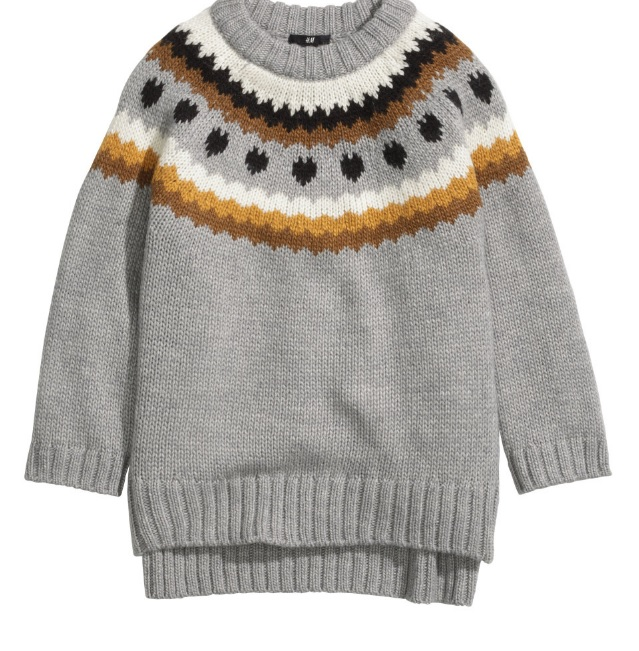 christmas jumper h and m