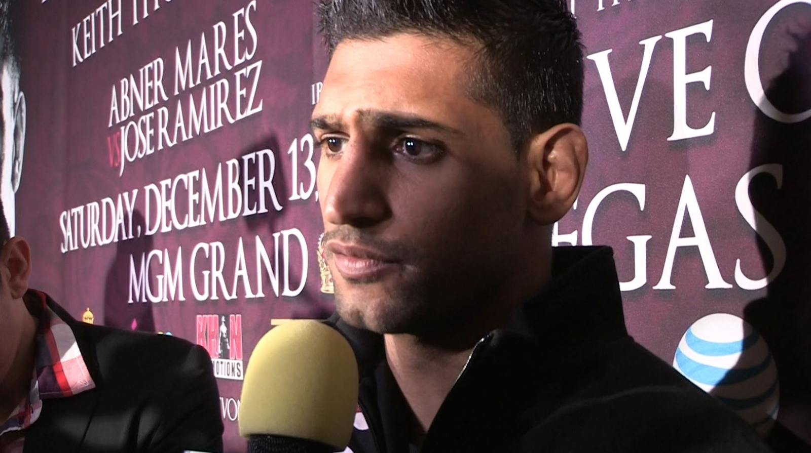Amir Khan: Mayweather fight at Wembley would be amazing