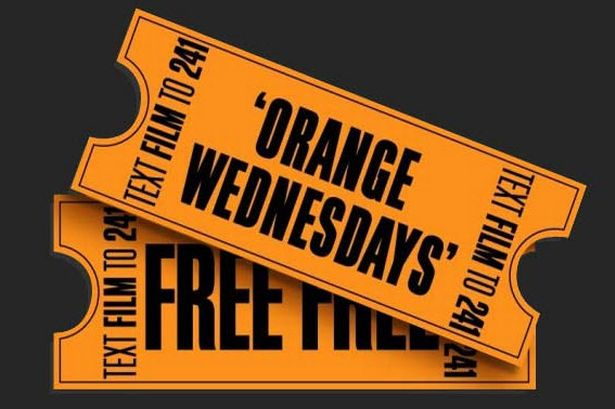 Orange wednesdays