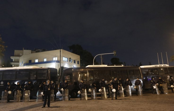 Shots fired outside Israeli embassy in Athens