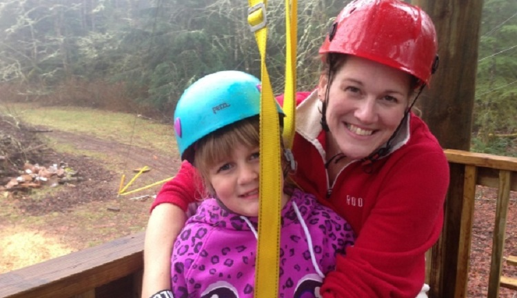 Lisa Batstone charged with second-degree murder of her eight-year-old daughter