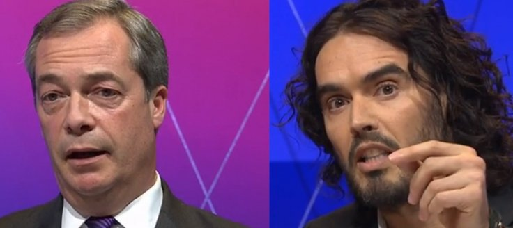 Brand and Farage