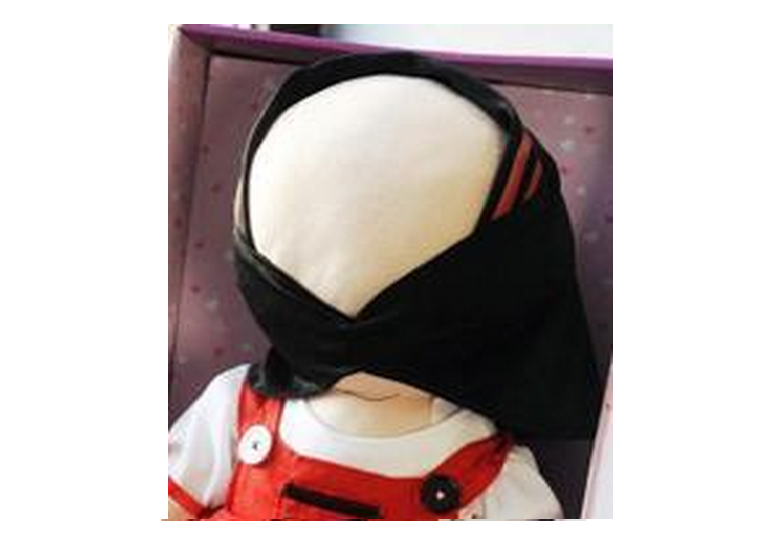 Islamic doll