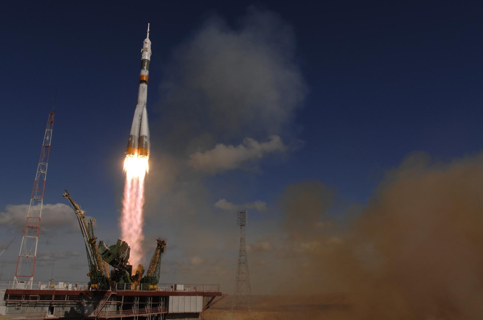 Soyuz TMA-13 spacecraft