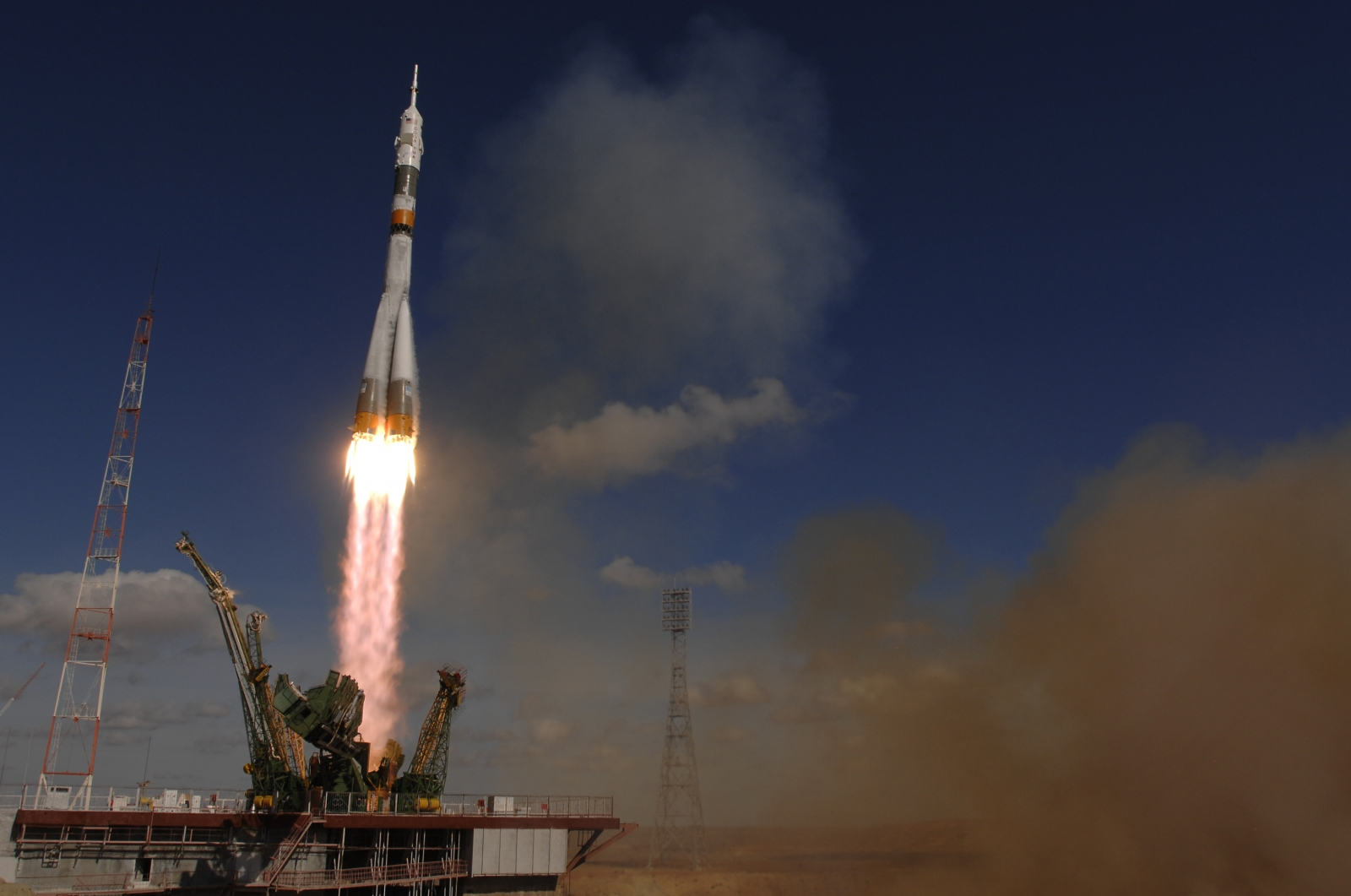 Soyuz TMA-13 spacecraft