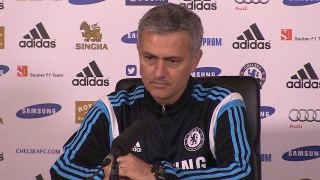 Chelsea are a completely different team now, says Mourinho