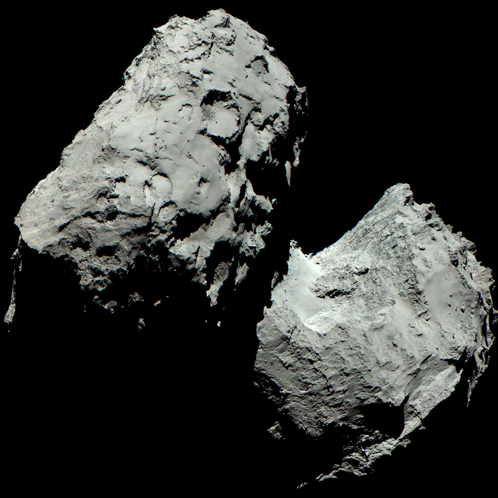 Rosetta mission: ESA's Philae comet landing named physics ...