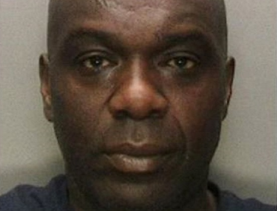 Passer-by threw water over rapist Gerald Malcolm during daylight attack