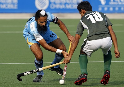 India-Pakistan hockey