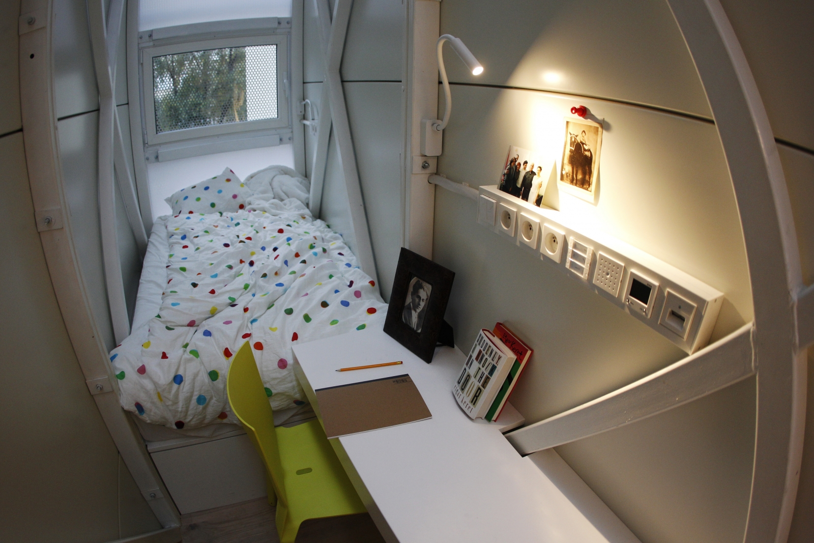 Could you live in a 'micro flat'?